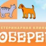 Ветеринарная клиника «Оберег»